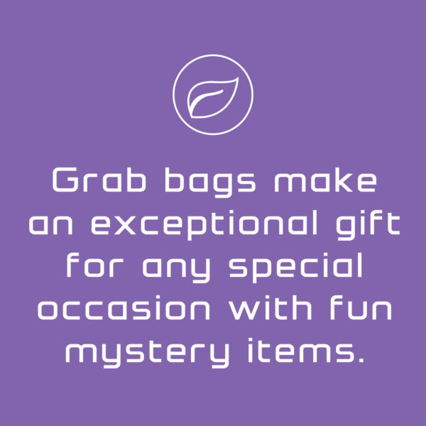 STR8 Grab Bag description for Flower in Purple