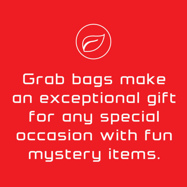 STR8 Grab Bag description for Flower in Red