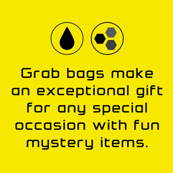 STR8 Grab Bag description for Concentrate in Yellow