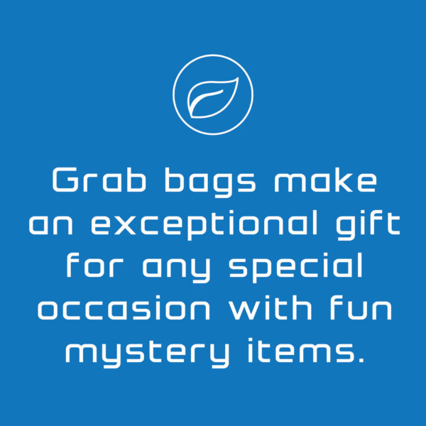 STR8 Grab Bag description for Flower in Blue
